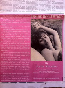 Inside Hollywood Ad