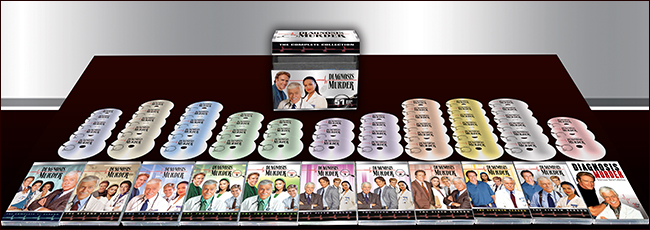 Diagnosis Murder Box Set Giveaway