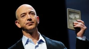 Jeff Bezos and the Kindle Touch