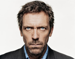 James Srauss claims to have written episodes of HOUSE. He didn't.