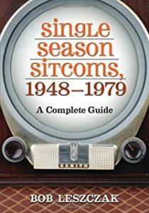 Single Season Sitcoms, 1948-1979