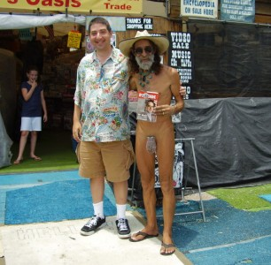 Lee & the Naked Bookseller
