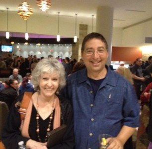 Boucheron 2013: Kentucky Colonels and authors Sue Grafton and Lee Goldberg
