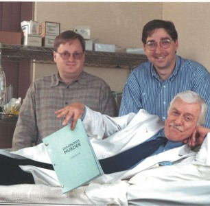 William Rabkin, Lee Goldberg, Dick Van Dyke 1998