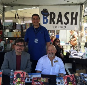 Brash Books at LATFOB