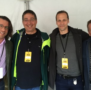 Barry Eisler, Lee Goldebrg, Gregg Hurwitz and James Rollins
